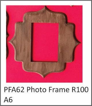 Photo Frame - PFA62