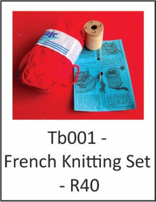 Tolletjie Brei/French Knitting