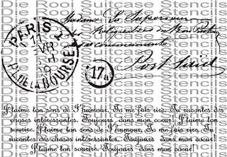 17 A Stamp