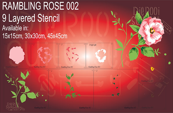 Rambling Rose 002