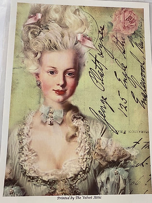 Mint Marie Antoinette A4