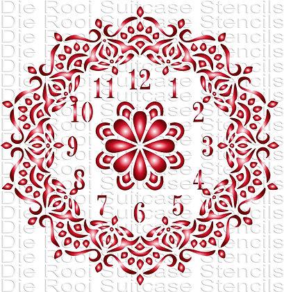 Moroccan Clock