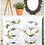 """Thumbnail: Porte Bonheur - 58x87cm (23x34"""") Portrait (Cuttable Design)"""
