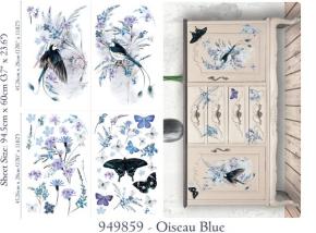 Oiseau Blue