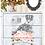 """Thumbnail: Chouette - 28x40cm (11x16"""") Portrait (Solid Design)"""