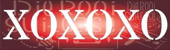 XOXO Border