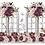 """Thumbnail: Cadres De Fenetre - 44x28cm (17x11"""") Landscape (Solid Design)"""
