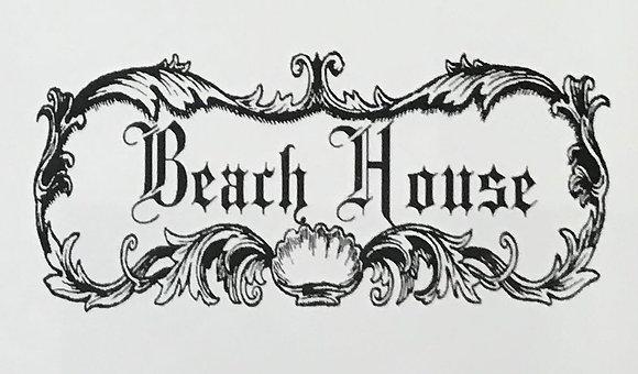 Beach House Plain