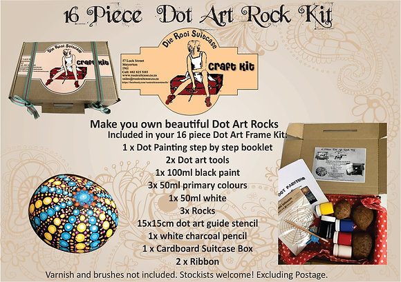 Dot Art Rock Kit