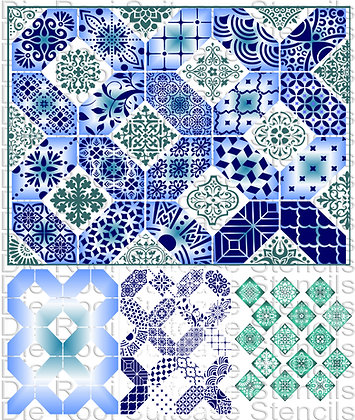 Hexagonal Multi Layer
