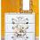 """Thumbnail: Fleur Frisee - 28x38cm (11x15"""") Portrait (Solid Design)"""