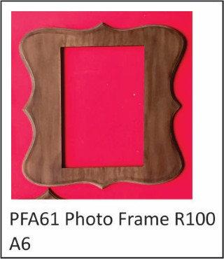 Photo Frame - PFA61