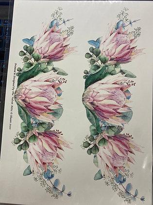 Pink Protea Bouquet