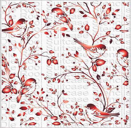 Birdie Repeat Pattern