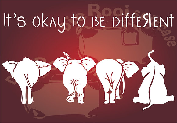 It's Okey to be different