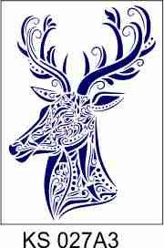 Deer A3