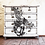 """Thumbnail: Majestic Horse (Charcoal) - 57x63cm (23x25"""") Portrait (Solid Design)"""