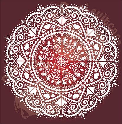 Mandala Round 2021-001