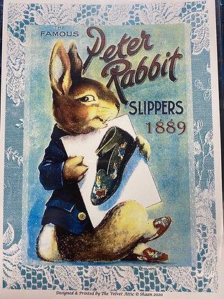 1889 Slipper Advert