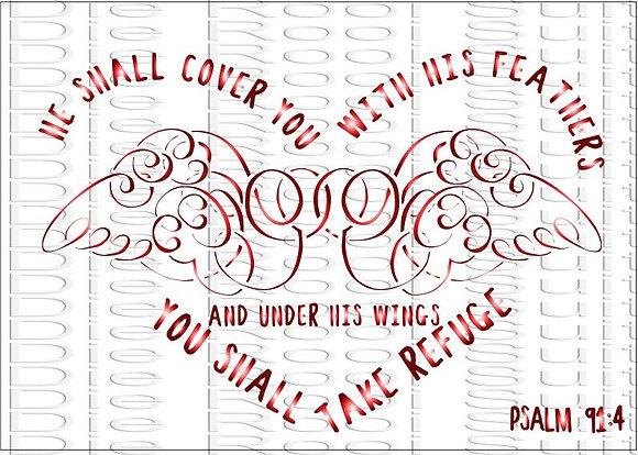 Psalm 91: 4
