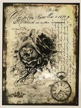 Paris Romance Letter