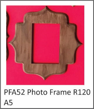 Photo Frame - PFA52