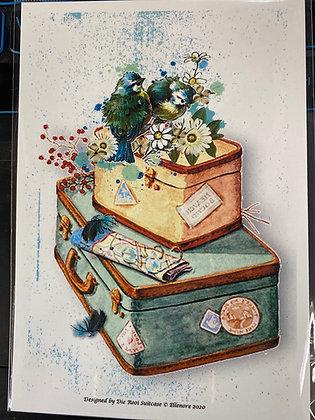 Suitcase Birdies