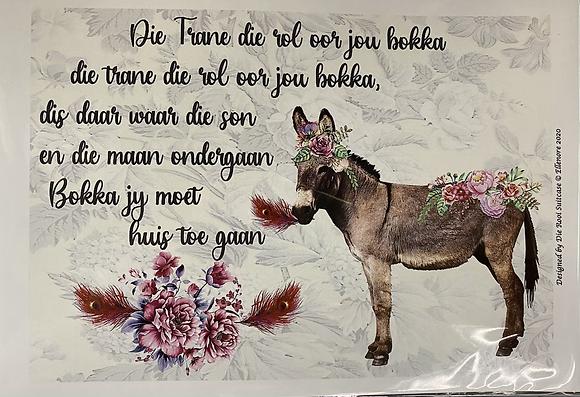 Flower Donkey