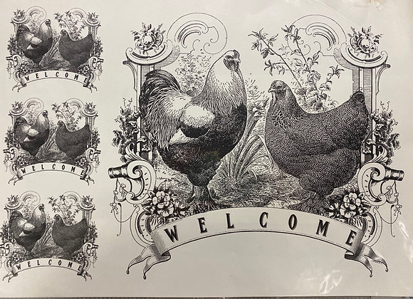 Welcome Chickens