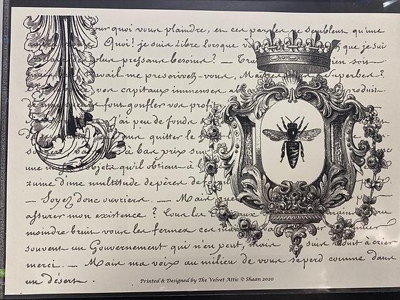 Lapin Royal script