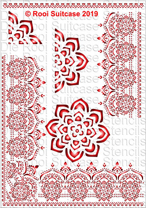 Moroccan Lace A3