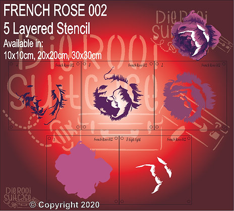 French Rose 002