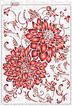 J018 Mixed Pattern