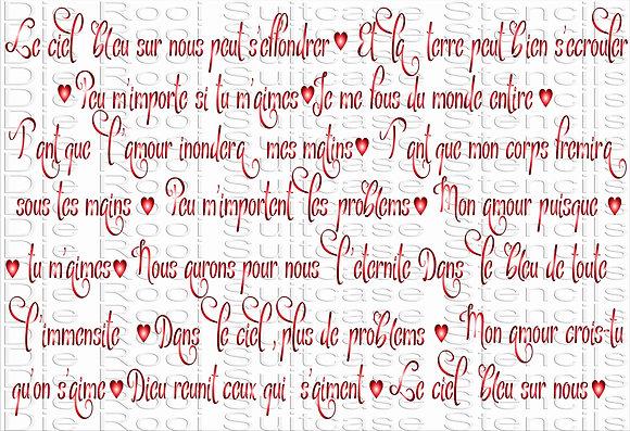 Edit Piaf Song