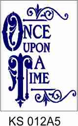 Once upon a time A5