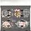 """Thumbnail: Amour - 88x58cm (35x23"""") Landscape (Cuttable Design)"""