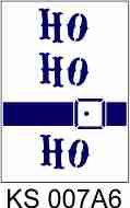 Ho Ho Ho A6