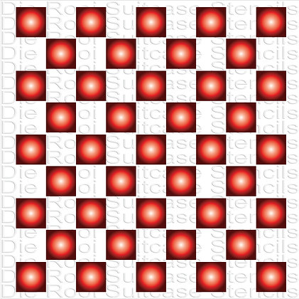 Harlequin Squares