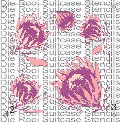 Multi Layered Protea