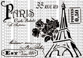 Paris 35 Rue Rd