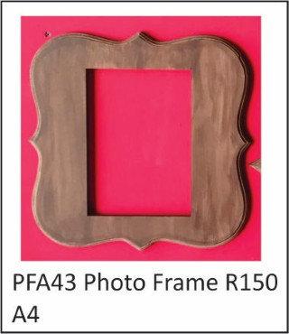 Photo Frame - PFA43