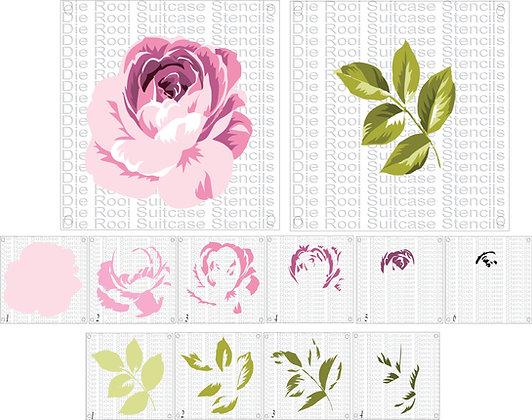 Multi Layered Rose
