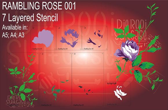 Rambling Rose 001
