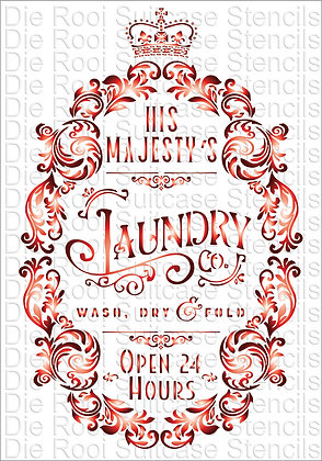 His Majesty's Laundry