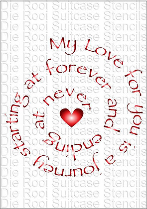 My Love for you