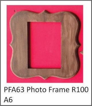 Photo Frame - PFA63