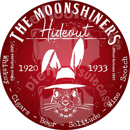 The Moonshiner's Hideout