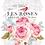 """Thumbnail: Les Roses - 28x37cm (11x15"""") Portrait (Solid Design)"""