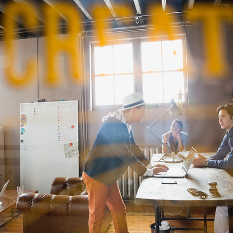 ARE YOU AIDING & ABETTING ENTREPRENEURIAL MYTHS?
