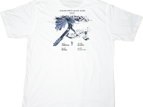CAUSALITY WHITE SHORT SLEEVE